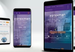 Kotekman: Website