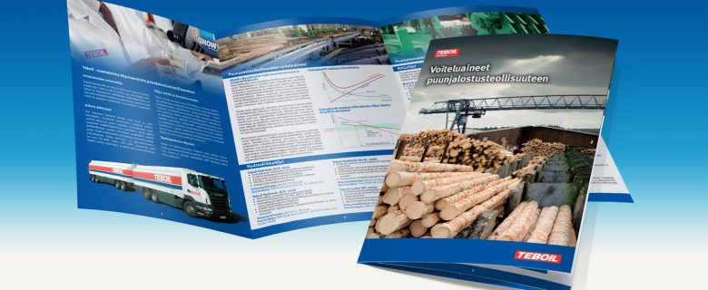 Teboil: Lubricants for the Wood Processing Industry Brochure