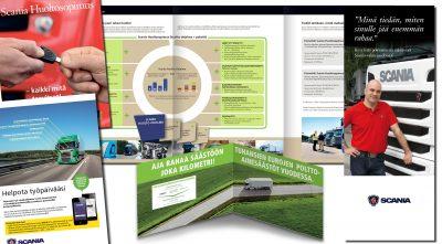 Scania: Scania Huoltosopimus ja Scania-valmennus