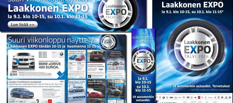 Laakkonen Expo 2016