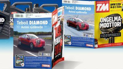 Teboil: Teboil Diamond – Autosi sydämelle