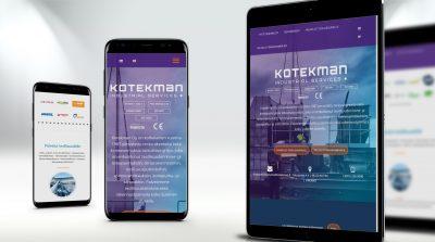 Kotekman: Website