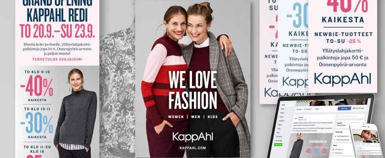 KappAhl: REDI Grand Opening