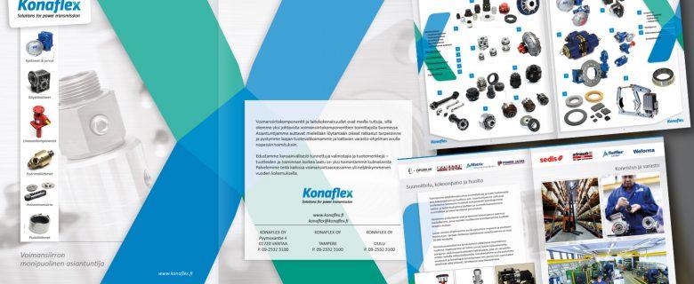 Konaflex: Solutions for Power Transmission Brochure
