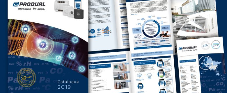 Produal: Product Catalogue 2019