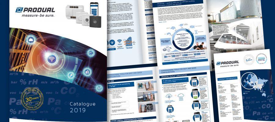 Produal: tuotekatalogi 2019