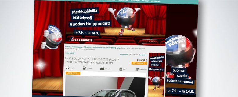 Laakkonen: Merkkipäivät 2019, verkko