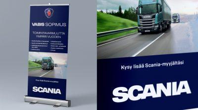 Scania: Vabis-sopimus rollup