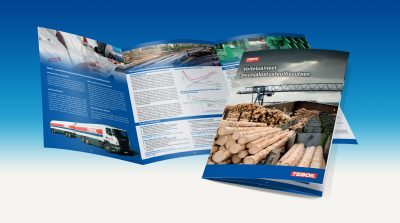 Teboil: Voiteluaineet puunjalostusteollisuuteen -esite