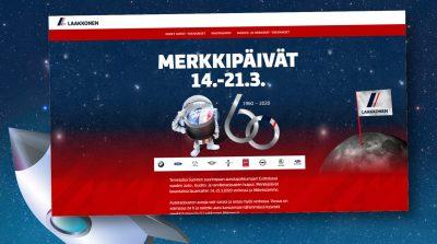 Laakkonen: Merkkipäivät 2020, Web