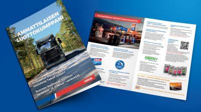 Teboil: Heavy Duty Diesel Brochure 2020