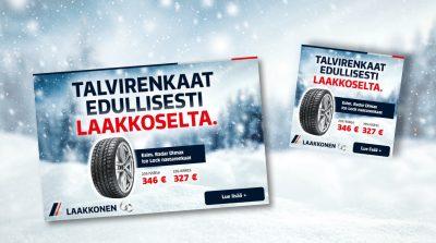 Laakkonen: Winter Tyres, Web