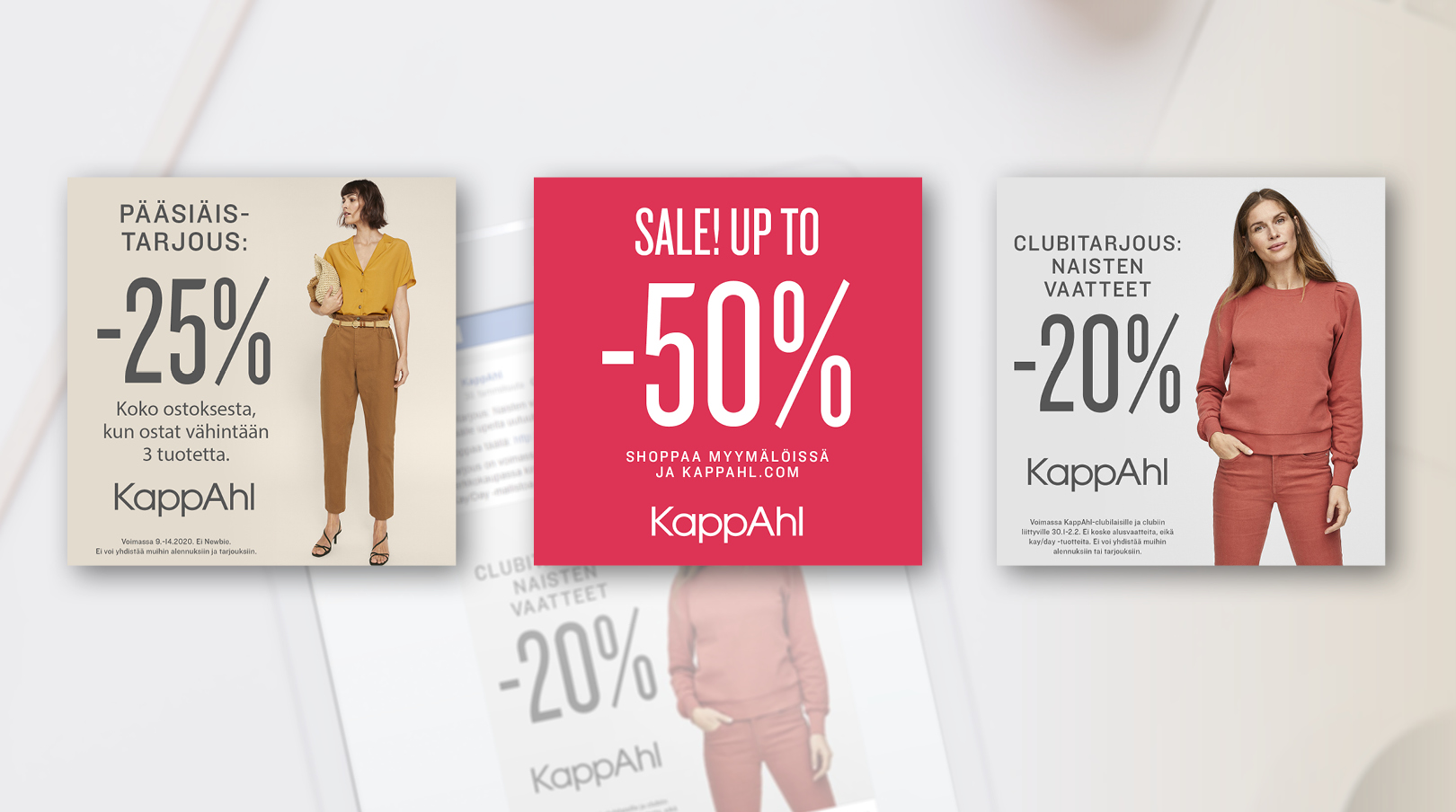 KappAhl: Facebook Advertising
