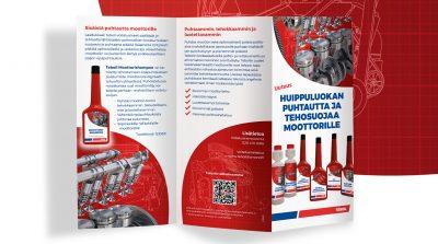 Teboil: Huippuluokan puhtautta ja tehosuojaa moottorille
