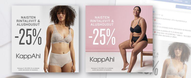 KappAhl: Facebook Advertising